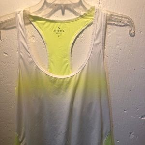 Athleta Chi tank -  excellent worn condition